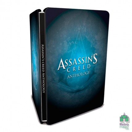 Игры PlayStation 3 - Assassin's Creed Anthology SteelBook Edition PS3