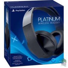 Гарнітура Sony PlayStation Platinum Wireless Headset Platinum 2.0 (7.1) Оригінал PS4 Нова - інтернет магазин Retromagaz