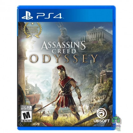 Assassin's Creed Odyssey ENG PS4 Новый