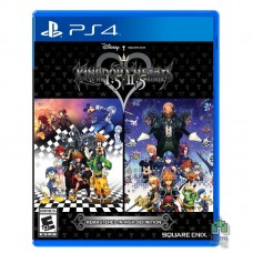 Kingdom Hearts HD 1.5 + 2.5 ReMIX ENG PS4 Б/У - интернет магазин Retromagaz