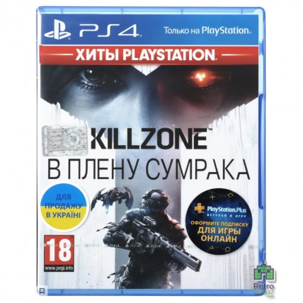 Игры PlayStation 4 Новые - Killzone Shadow Fall | В плену сумрака Русская Озвучка PS4