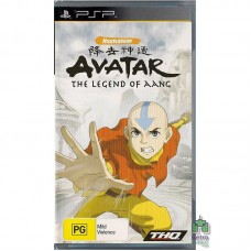 Avatar The Legend Of Aang Б/У PSP - интернет магазин Retromagaz