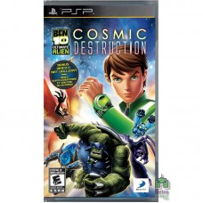 Ben 10 Ultimate Alien: Cosmic Destruction Б/У PSP - интернет магазин Retromagaz