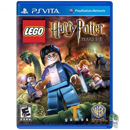 Игры PS Vita - Lego Harry Potter Years 5-7 PS Vita (Только Картридж)
