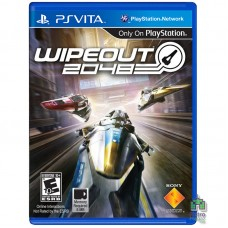 WipEout 2048 ENG PS Vita - интернет магазин Retromagaz