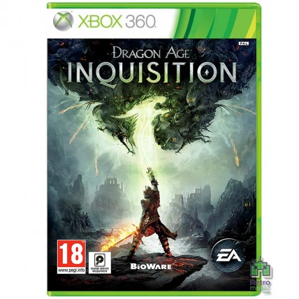 Xbox 360 Оригинал - Dragon Age Inquisition | Инквизиция РУС Б/У Xbox 360