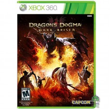 Dragon's Dogma: Dark Arisen ENG Б/У Xbox 360 - интернет магазин Retromagaz