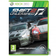 NFS Shift 2 Unleashed РУС Новый Xbox 360 - интернет магазин Retromagaz
