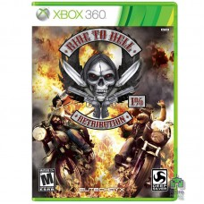 Ride to Hell: Retribution ENG Б/У Xbox 360 - интернет магазин Retromagaz