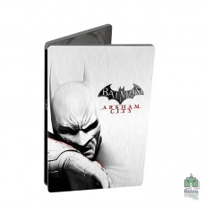 Batman Arkham City SteelBook Русский язык Xbox 360 Б/У - интернет магазин Retromagaz
