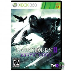 Darksiders 2 Death Lives Б/У Xbox 360 LT 3.0 - интернет магазин Retromagaz