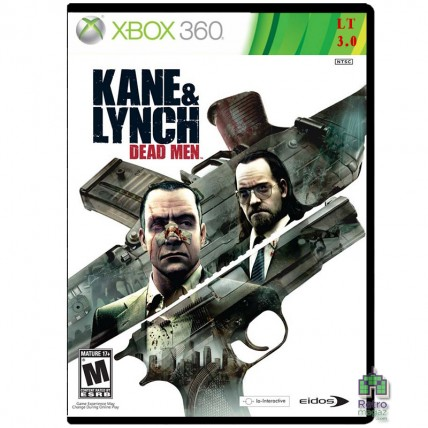 Xbox 360 LT3 - Kane & Lynch Dead Man Б/У Xbox 360 LT 3.0