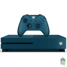 Xbox One S 500GB Deep Blue Special Edition Новая - интернет магазин Retromagaz