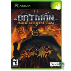 Batman Rise of Sin Tzu (PAL) Xbox Original Оригинал Б/У - интернет магазин Retromagaz
