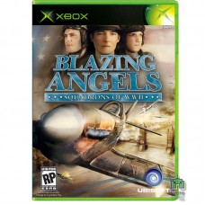 Blazing Angels Squadrons of WWII (PAL) Xbox Original Оригинал Б/У - интернет магазин Retromagaz