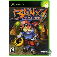 Blinx Time Sweeper (PAL) Xbox Original Оригинал Б/У - интернет магазин Retromagaz