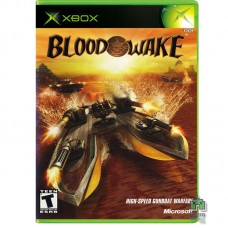 Blood Wake (PAL) Xbox Original Оригинал Б/У - интернет магазин Retromagaz