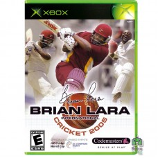 Brian Lara International Cricket 2005 (PAL) Xbox Original Оригинал Б/У (Уценка) - интернет магазин Retromagaz