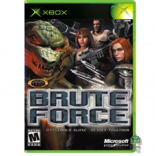 Brute Force (PAL) Xbox Original Оригинал Б/У - интернет магазин Retromagaz