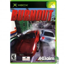 Burnout (PAL) Xbox Original Оригинал Б/У - интернет магазин Retromagaz