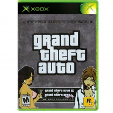 Grand Theft Auto 3 Xbox Collection (E) Xbox Original Оригинал Б/У - интернет магазин Retromagaz