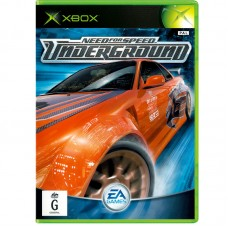 Need For Speed Underground (E) Xbox Original Копия Б/У - интернет магазин Retromagaz