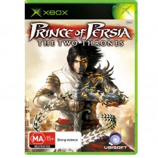 Prince Of Persia Two Thrones (U) Xbox Original Копия Б/У - интернет магазин Retromagaz