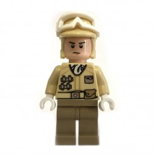Lego Фигурка Hoth Rebel Trooper Солдат повстанцев sw0259 1 Оригинал Б/У Х - интернет магазин Retromagaz