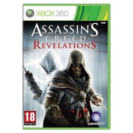 Xbox 360 Оригинал - Assassin's Creed Revelations Xbox 360 (Русская версия) Б/У