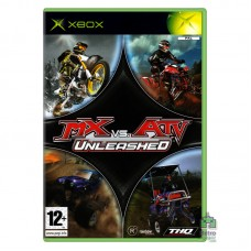MX vs ATV Unleashed (E) Xbox Original Б/У - интернет магазин Retromagaz