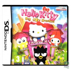 Hello Kitty Big City Dreams Nintendo DS Б/У - интернет магазин Retromagaz