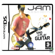 Jam Sessions Nintendo DS Б/У - интернет магазин Retromagaz