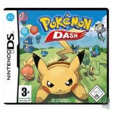 Pokemon Dash Nintendo DS Б/У - интернет магазин Retromagaz