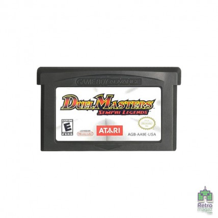 Игры GameBoy Advance Ориг - Duel Masters Sempai Legends Nintendo GameBoy Advance Б/В (Тільки картридж)