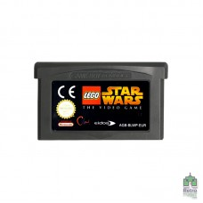 Lego Star Wars The VideoGame Nintendo GameBoy Advance Б/У (Копия) - интернет магазин Retromagaz
