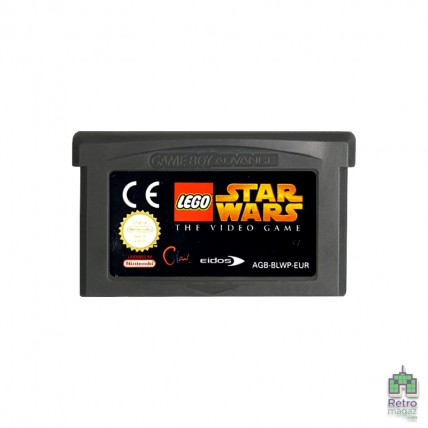 Игры GameBoy Advance копия - Lego Star Wars The VideoGame Nintendo GameBoy Advance Б/В (Копія)