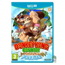 Donkey Kong Country Tropical Freeze (E) Wii U Б/В - інтернет магазин Retromagaz