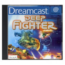 Deep Fighter Sega Dreamcast Б/У (Копия) - интернет магазин Retromagaz