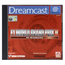 Formula 1 World Gran Prix 2 Sega Dreamcast Б/У (Копия) - интернет магазин Retromagaz