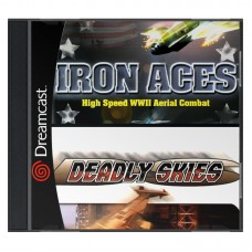Iron Aces + Deadly Skies (2 in 1) Sega Dreamcast Б/У (Копия) - интернет магазин Retromagaz
