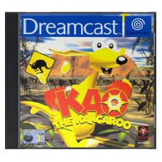 Kao the Kangaroo Sega Dreamcast Б/У (Копия) - интернет магазин Retromagaz