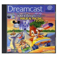 Walt Disney World Quest Magical Racing Tour Sega Dreamcast Б/В (Копія) - інтернет магазин Retromagaz