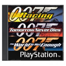 007 Racing & Tomorrow Never Dies & The World is Not Enough PS1 Б/У (Копия) - интернет магазин Retromagaz
