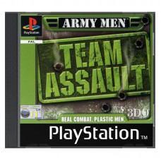 Army Men Team Assault PS1 Б/У (Копия) - интернет магазин Retromagaz