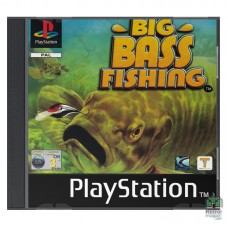 Big Bass Fishing PS1 Б/У (Копия) - интернет магазин Retromagaz