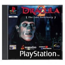 Dracula The Last Sanctuary PS1 Б/У (Копия) - интернет магазин Retromagaz