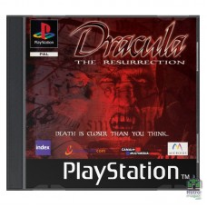 Dracula The Resurrection PS1 Б/У (Копия) - интернет магазин Retromagaz