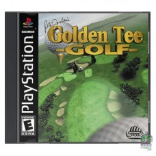 Golden Tee Golf PS1 Б/У (Копия) - интернет магазин Retromagaz