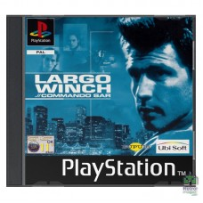 Largo Winch Commando Sar PS1 Б/У (Копия) - интернет магазин Retromagaz