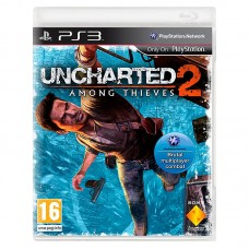 Uncharted 2 Among Thieves PS3 (Английская версия) Б/У